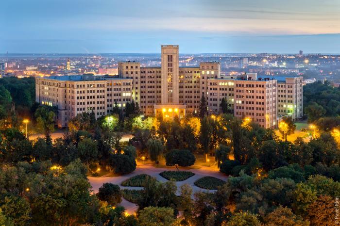 دانشگاه ملی کارازین خارکف