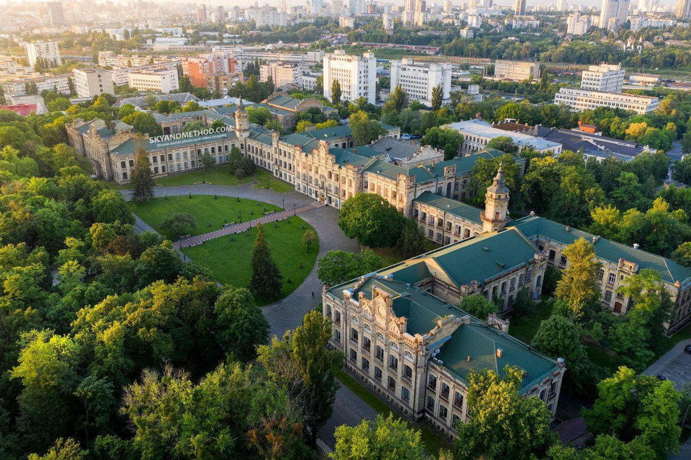 دانشگاه ملی و فنی اوکراین یا موسسه پلی تکنیک کیف